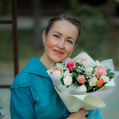 Оксана Волкова-Чудаева
