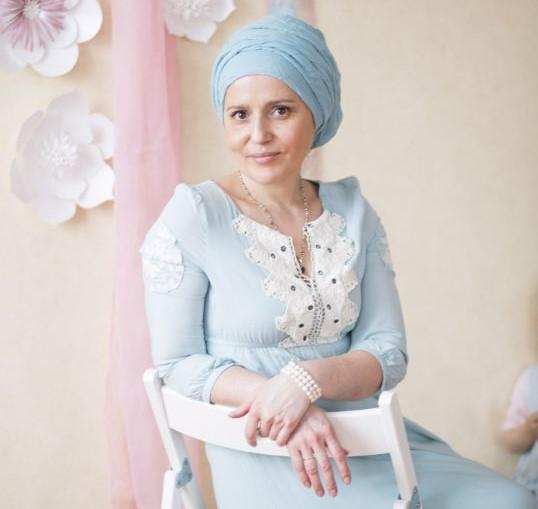 Анжелика Николаева